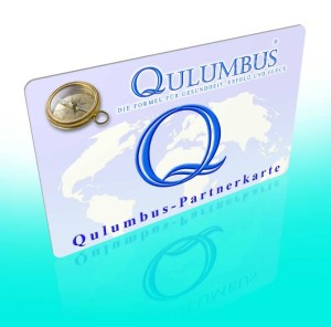 Qulumbus-Partnerkarte